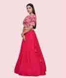Rain Pink Lehenga Choli 2