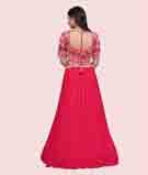 Rain Pink Lehenga Choli 3