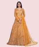 Mustard Gown 1