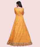 Mustard Gown 3
