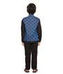 Blue Waistcoat Shirt 3