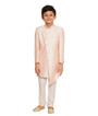 Peach Sherwani 1