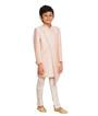 Peach Sherwani 2