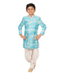 Blue Sherwani 1