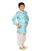 Blue Sherwani 2