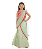 Green Choli 1