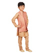 Orange Kurta Set 2
