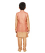 Orange Kurta Set 3