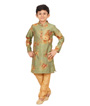 Green Kurta Set 1