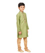 Green Kurta Set 2