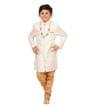 Cream Sherwani 1