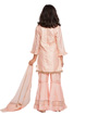 Peach Sharara Suit 3
