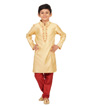 Yellow Kurta Set 1