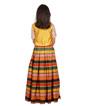 Yellow Choli 3