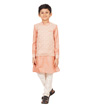 Peach Kurta Set 1