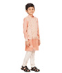 Peach Kurta Set 2