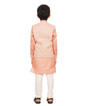 Peach Kurta Set 3