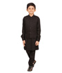 Black Kurta Set 1