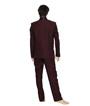 Maroon Coat Suit 2