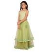 Green Choli 2