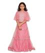 Pink Choli 1