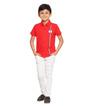 Red Shirt 1