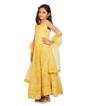 Yellow Chudidar 2