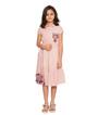Peach Dresses 1