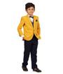 Mustard Coat Suit 2