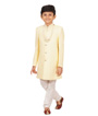 Yellow Sherwani 1
