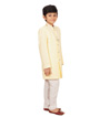 Yellow Sherwani 2