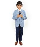 Blue Coat Suit 1