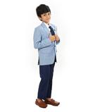 Blue Coat Suit 2