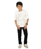 Cream T-Shirt 1
