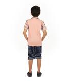 Peach T-Shirt 3