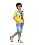 Yellow T-Shirt 2