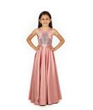 Peach Gown 1