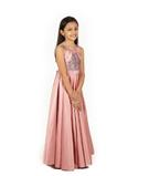 Peach Gown 2
