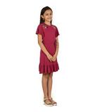 Maroon Dresses 2