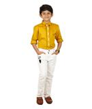 Yellow Shirt 1