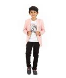 Pink Blazer 1