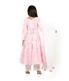 Pink Chudidar 3