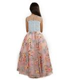 Multicolour Gown 3