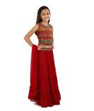 Red Choli 2
