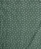 Green Color Poly Georgette Dress Material Fabric 1
